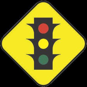 Semáforo traffic sign