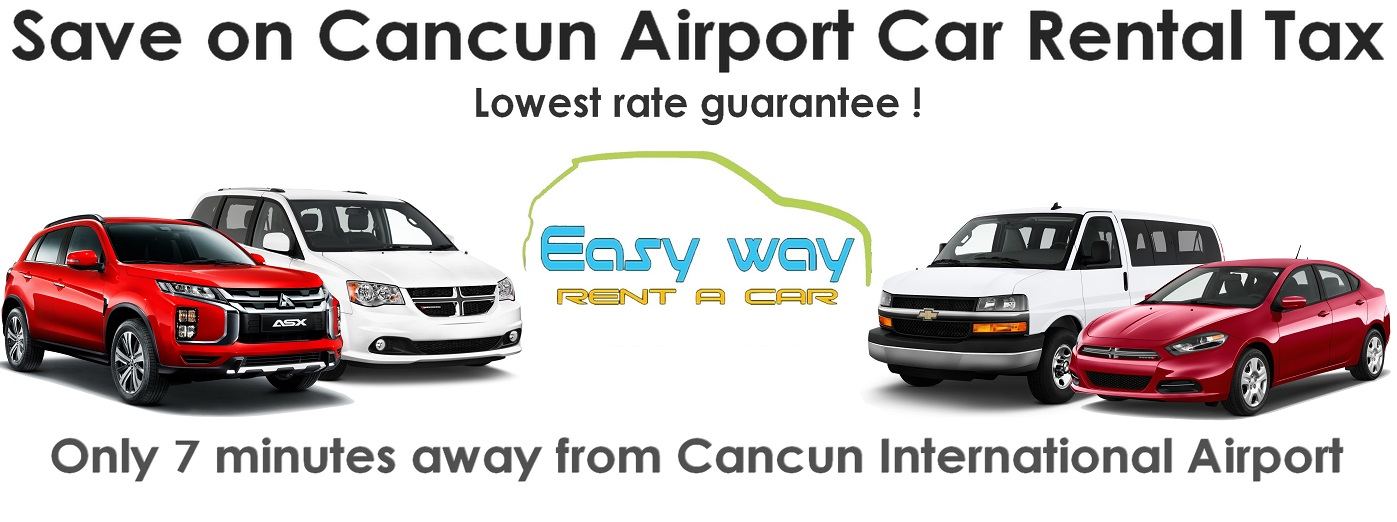 EasyWay Rent a Car, Chichen-Itza, Chichen Itza, Mayan world